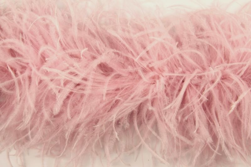 Super Deluxe 10 ply Ostrich Feather Boa 19
