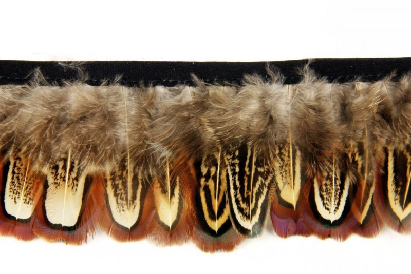 Pheasant Churchwindows Feather Fringe 5