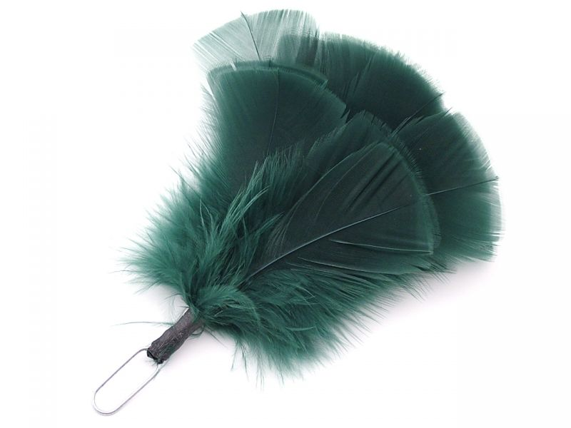 Flat Glengarry Hackle 1