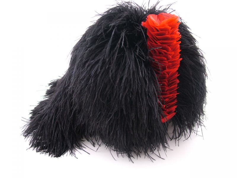 Pipers Feather Bonnet 3