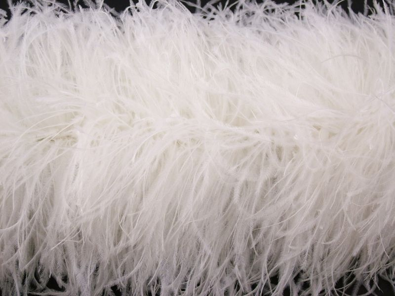 Super Deluxe 15 Ply Ostrich Feather Boa 3