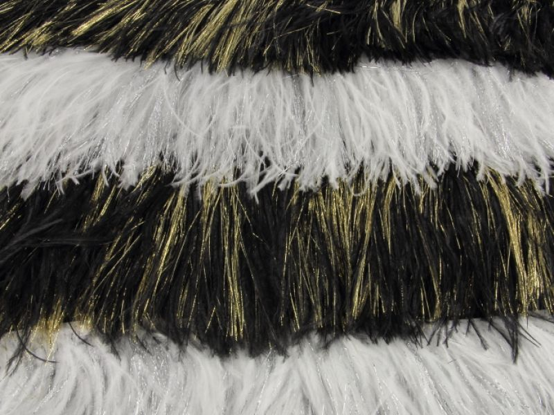 SPARKLING OSTRICH FEATHER FRINGE 2 PLY (1 metre)  1