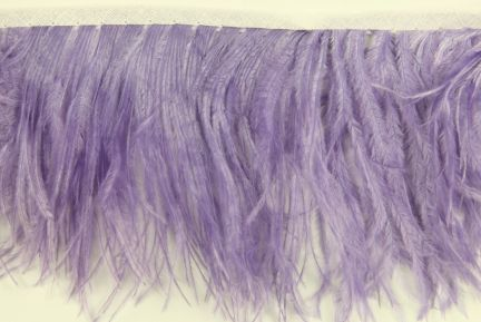 Special Offer 'Sweet Nothings' Delicate Ostrich Fringe (1 metre)