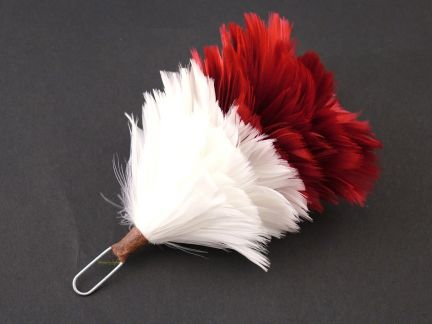 Glengarry Hackle 2 Tone