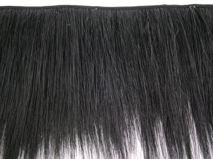 Long Peacock Herl Fringe (10cm piece)