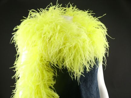 Dancewear Ostrich Feather Boa