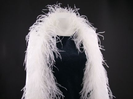 Premium 2 ply Ostrich Feather Boa