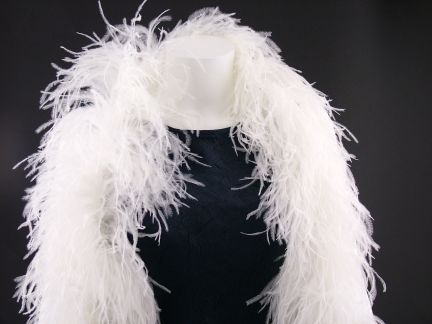 Deluxe 5 ply Ostrich Feather Boa
