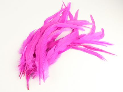 Special Offer Hawaiian Pink Coque Feather Seconds (pack of 20)