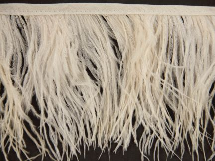 Special Offer Blondie Delicate Ostrich Fringe (1 metre)